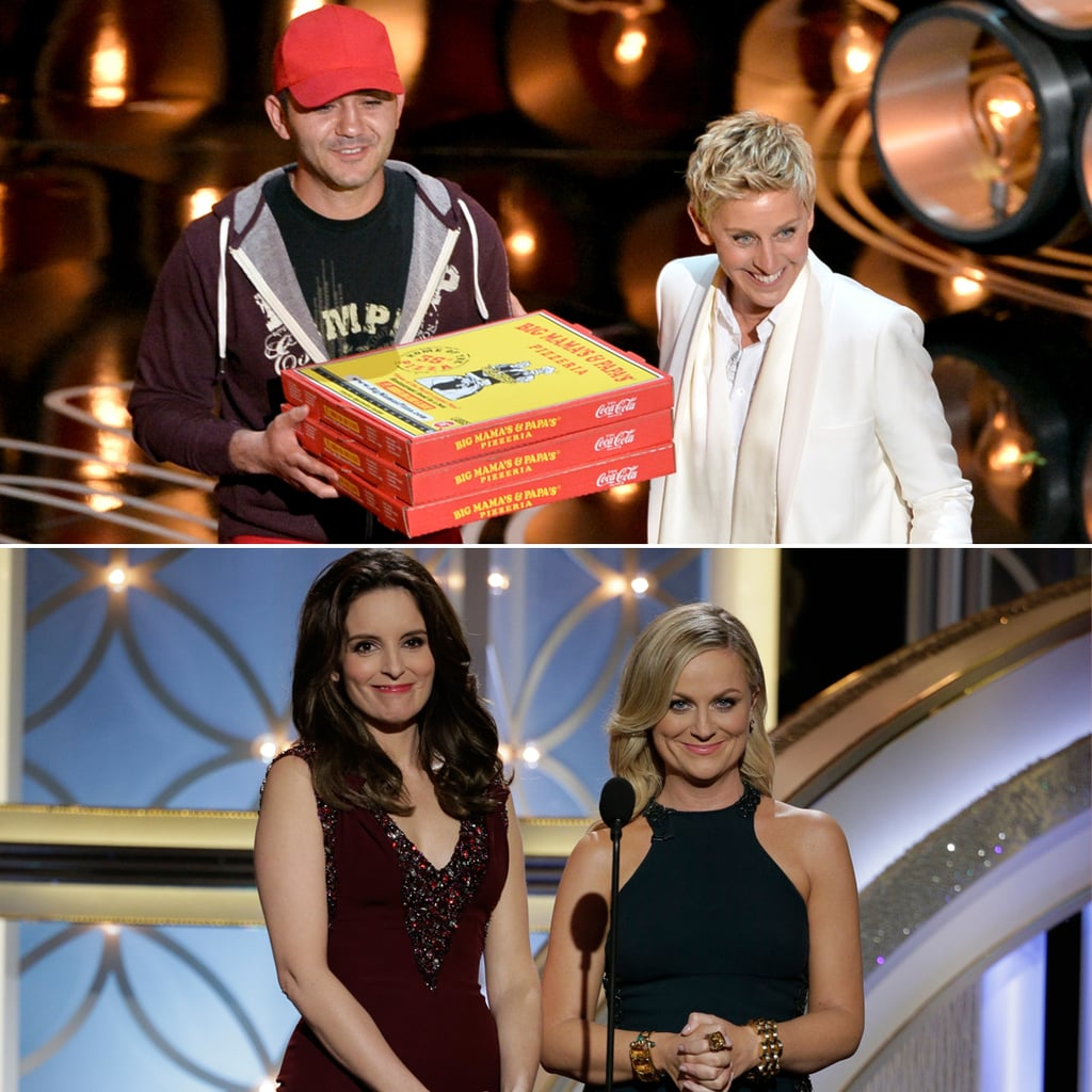 Best GIFs From Award Shows 2014