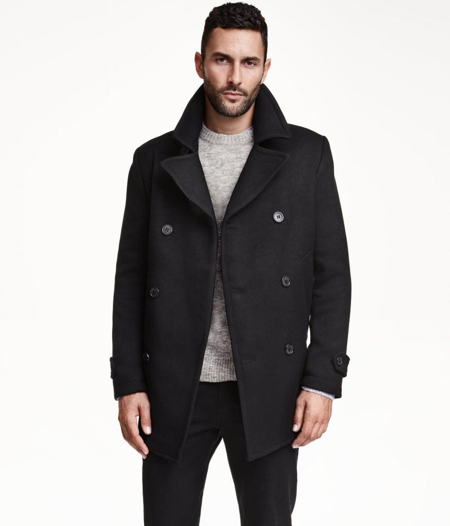 If He Needs a Good Winter Jacket