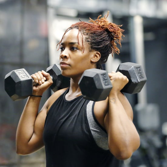 45-Minute Full-Body Strength Workout With Weights