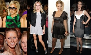 More Fashion Week: The Posh Has Landed
