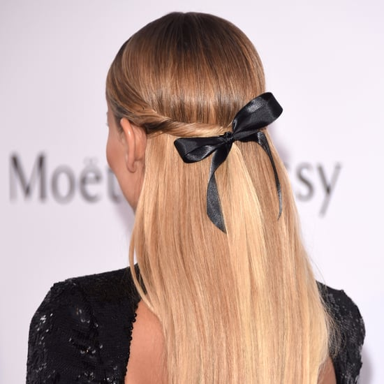 How to Wear Ribbons in Your Hair