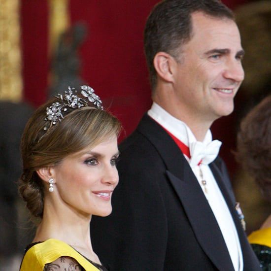 Spanish Royals Host the President of Mexico | Pictures