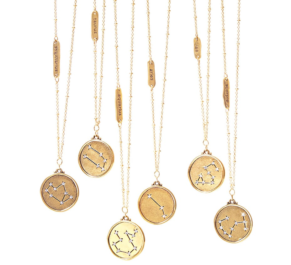 Star Map Necklaces
