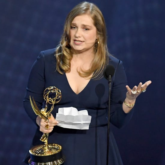 Merritt Wever Emmys Acceptance Speech Video 2018