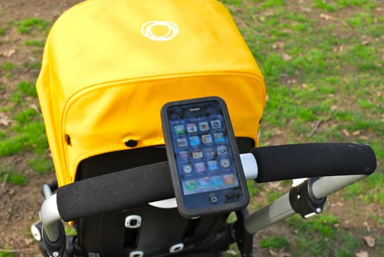 (BUGABOO)RED iPhone holder