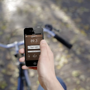 Biking Video App