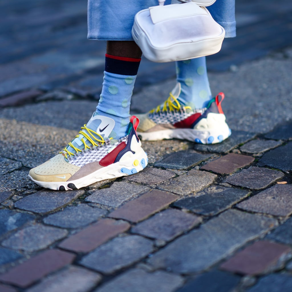 How to Style Socks and Sneakers