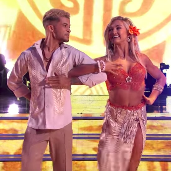 Jordan Fisher Moana Performance on Dancing With the Stars