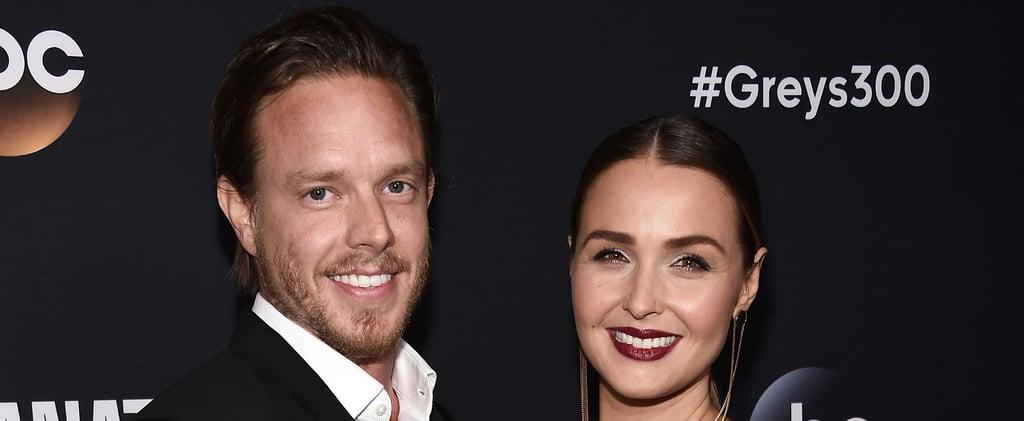Camilla Luddington Engaged to Matthew Alan