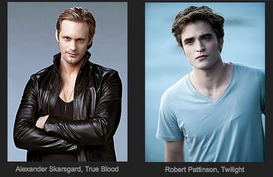 Which Vampire Is Hotter?