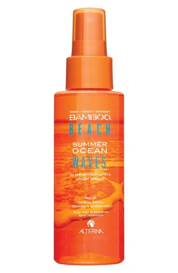 Alterna Bamboo Beach Summer Ocean Waves