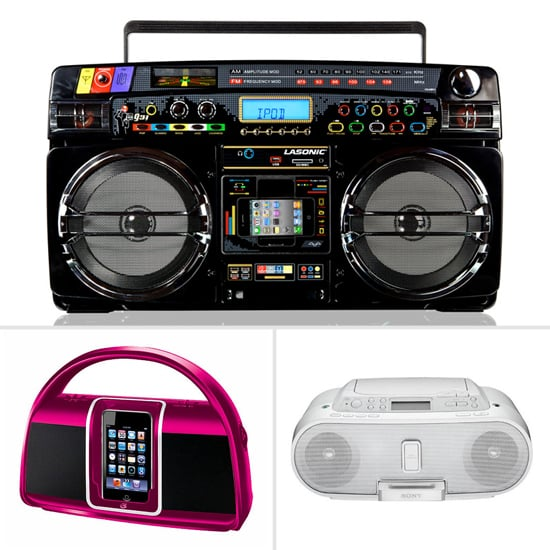 Play Your Favorite Summer Songs on an Old-School (iPhone) Boombox