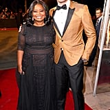 Pictured: Octavia Spencer and Armie Hammer