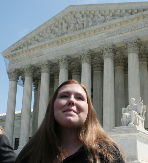 Supreme Court Rules That Strip Search of Savana Redding Is Unconstitutional