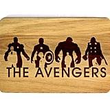 Avengers Cutting Board