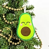 Avocado Ornament ($20)