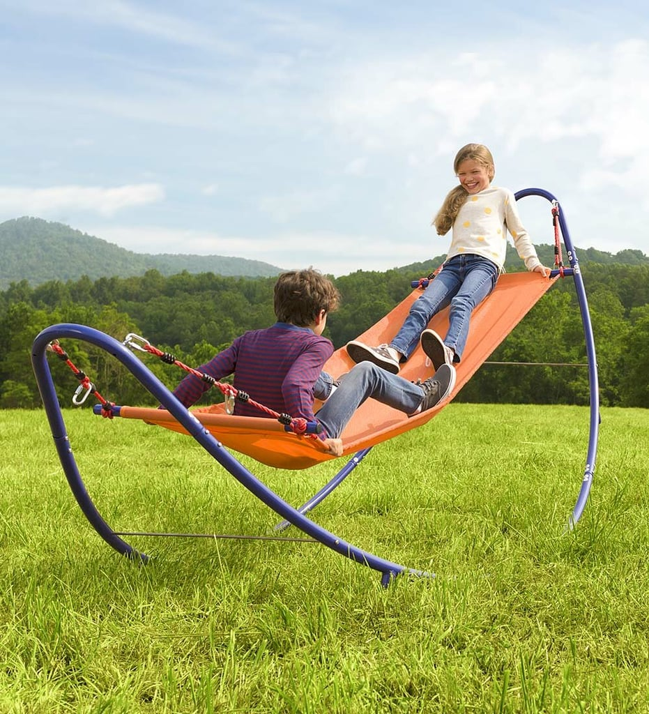 Rockin 2-in-1 Hammock With Stand