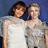 Zendaya and Hunter Schafer's Friendship Pictures