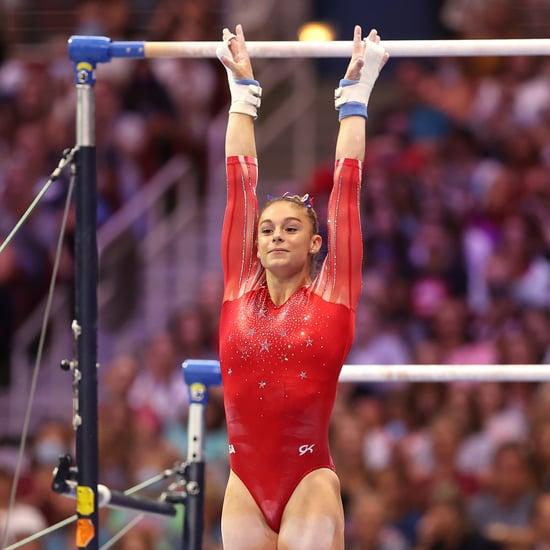US Olympic Gymnast Grace McCallum Fun Facts