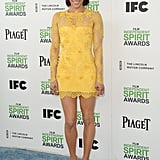 Paula Patton at the 2014 Spirit Awards