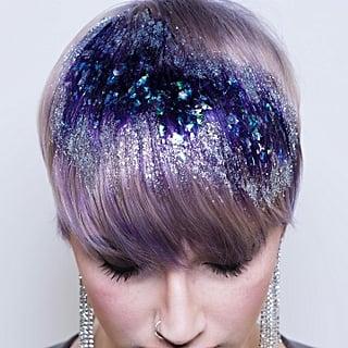 Amethyst Geode Hair Trend