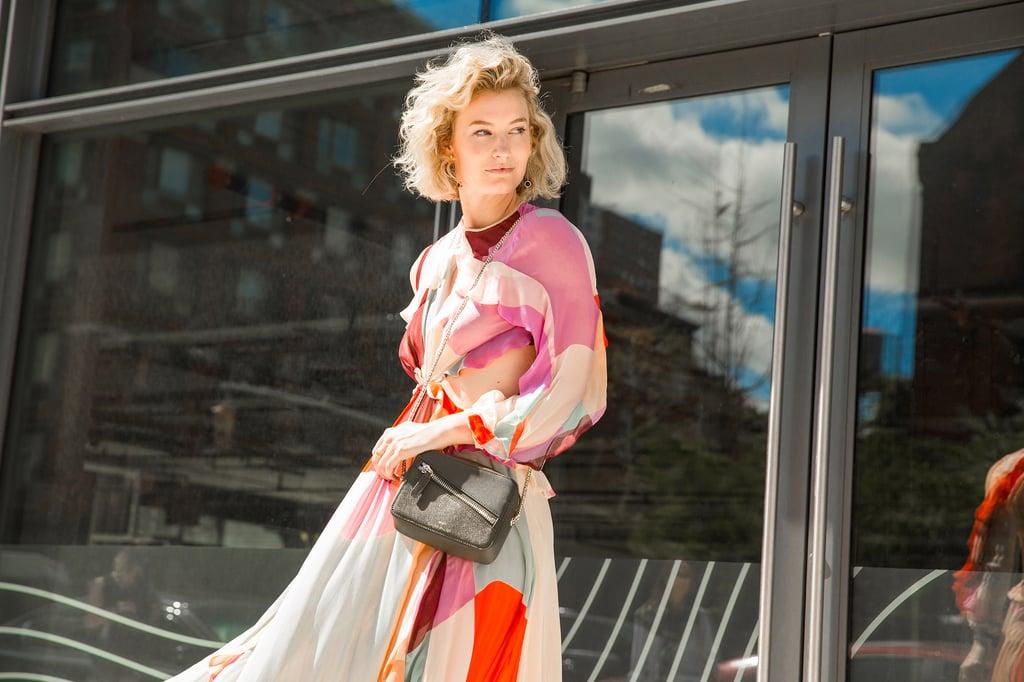Zanita Whittington wearing Zimmermann.