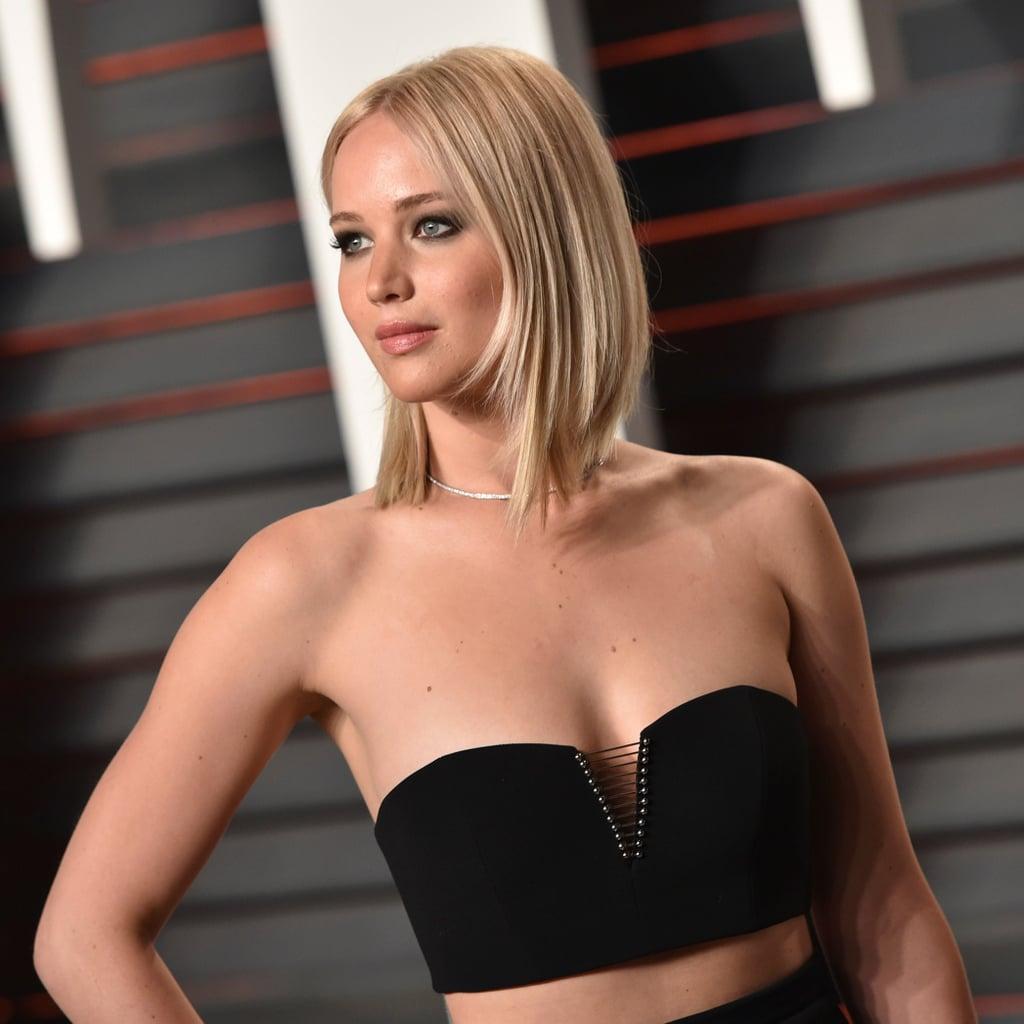 10 Wanita paling cantik Di Dunia Jennifer Lawrence sexy