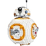 Lego Star Wars BB-8 Build to Display ($100)