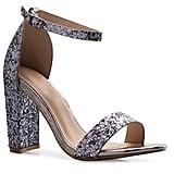 Olivia K Chunky Block Heels