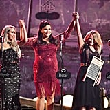 Ashley Monroe, Angaleena Presley, and Miranda Lambert