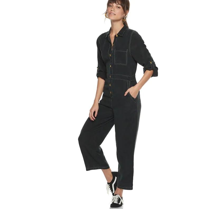 fc7d68e16df9 POPSUGAR Collection at Kohl's Utility Jumpsuit | Best Jumpsuits For ...