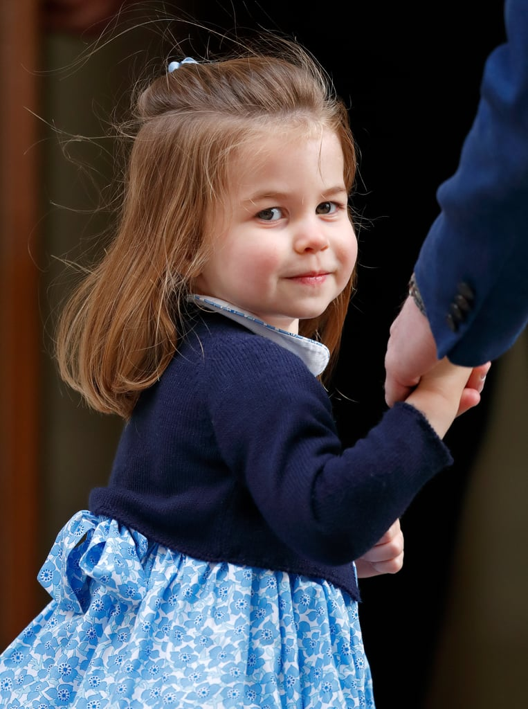 Just like her big brother Prince George, Princess Charlotte's personality shines through every time she makes a new appearance. The young princess and professional bridesmaid has definitely mastered the perfect princess wave, but she's just as likely to poke her tongue out or tease photographers as she is to pose for the perfect portrait . . . after all, royal or not, she's just a kid! The 4-year-old royal can't hide what she's thinking, whether she's overjoyed at a polo match or overtired at Trooping the Colour. We've been lucky enough to witness many of Charlotte's sweet moments, especially recently, as she's gained confidence and begun to really ham it up when she spots royal photographers, flashing smirks and poking out her tongue in the grand tradition of second-born royals we've come to know and love (we're looking at you, Princess Margaret, Princess Anne, and Prince Harry). Keep reading for a look back at some of Charlotte's most memorable facial expressions, all 60 of them!      Related:                                                                                                           101 Photos of the Youngest Royals Hanging Out Together and Having a Wonderful Time