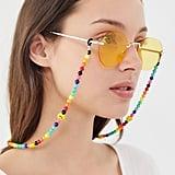 Venessa Arizaga Rainbow Smile Sunglasses Chain