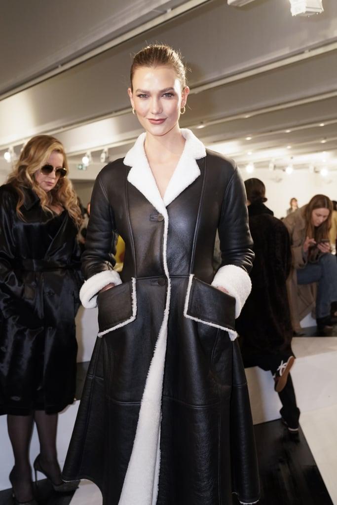Karlie Kloss at the Loewe Fall 2020 Show