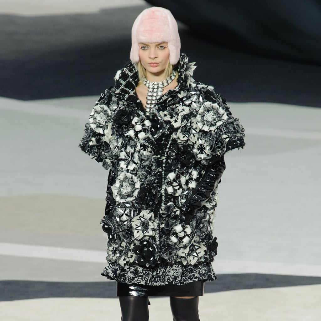 Chanel Fall 2013 Runway