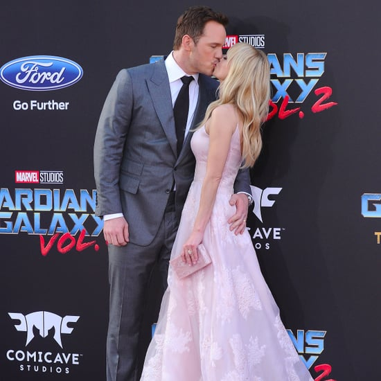 Anna Faris and Chris Pratt's Cutest Red Carpet Pictures