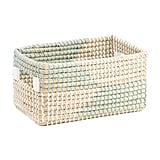 Extra Small Seagrass Shelf Tote