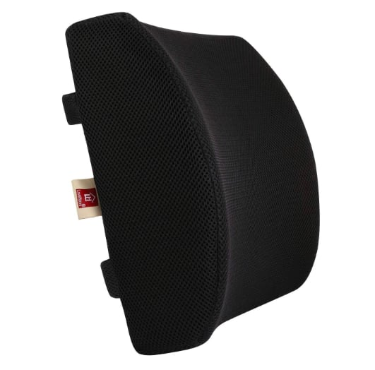 Memory Foam Lumbar-Support Back Cushion by LoveHome