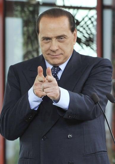 Italy's Berlusconi: I'm No Saint