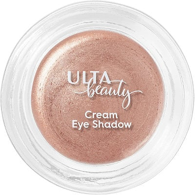 This creamy Ulta Cream Eyeshadow combines a unique blend of ingredients to create a crease-proof, fast-drying, richly textured formula that glides over lids releasing intense color without that heavy feel.