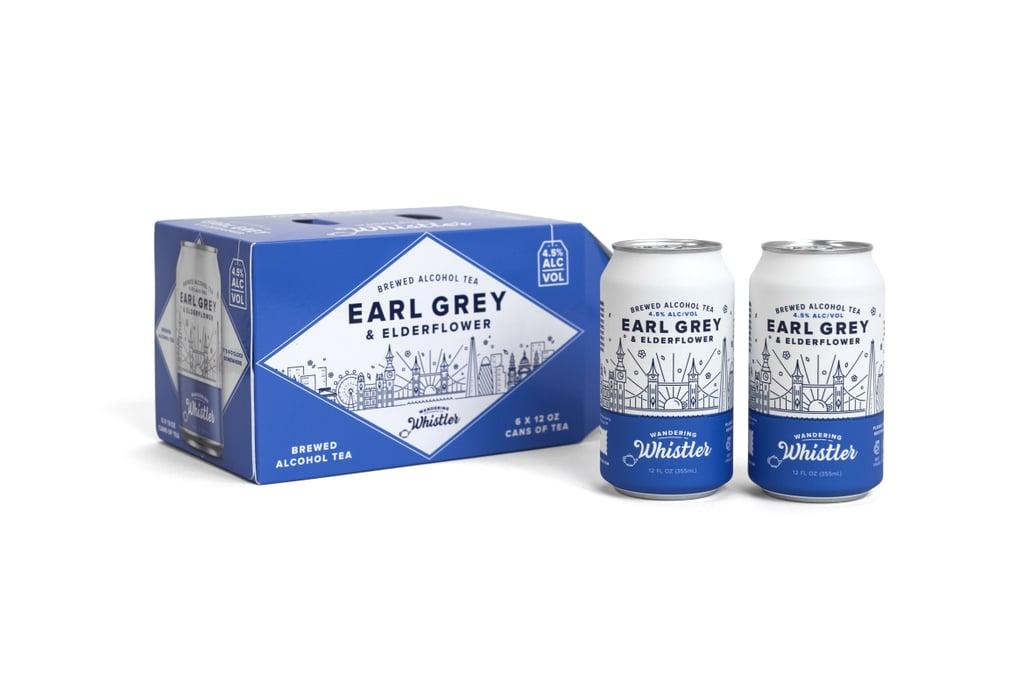 Wandering Whistler's Earl Grey and Elderflower Alcoholic Tea