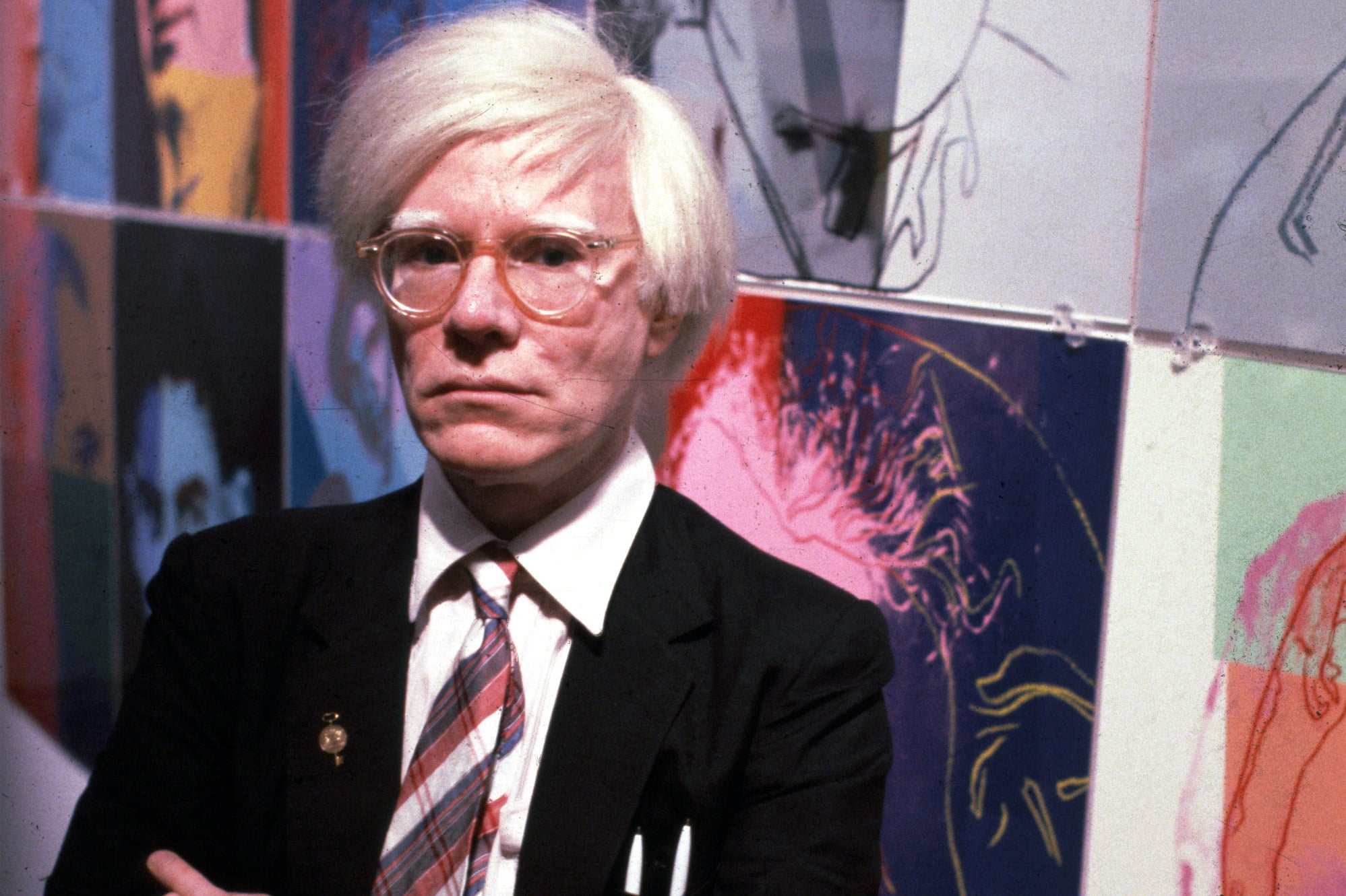 How Did Andy Warhol Die Popsugar Entertainment
