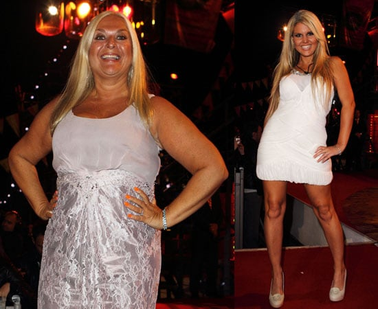 Pictures of Vanessa Feltz and Michelle Bass