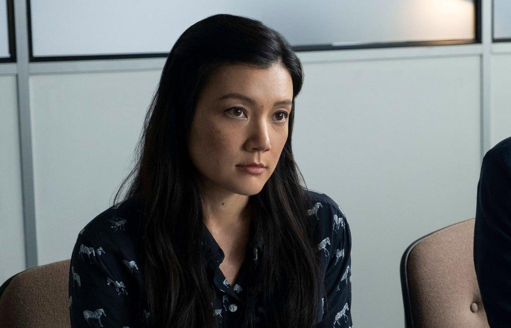 Rosa Escoda as Amanda Yao