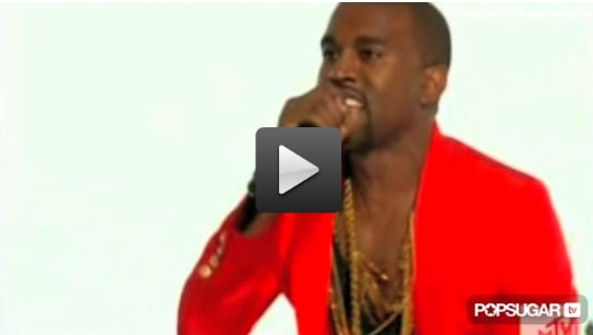 Video of Kanye West's Performance at the 2010 MTV VMAs 2010-09-12 21:45:00