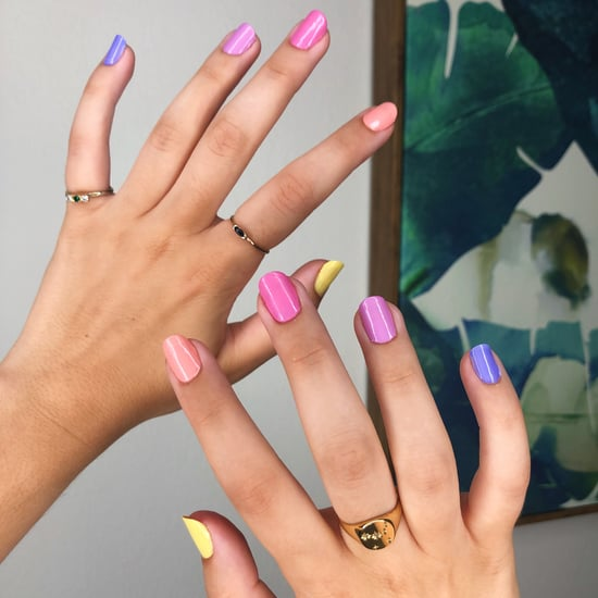 I Gave Myself 8 Weeks of Colorful Manicures at Home