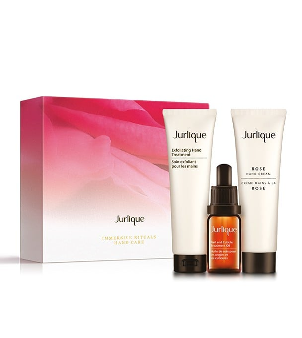 If your mom works with her hands a lot, why not give her the gift of keeping them nice and soft? Jurlique Immersive Rituals Hand Care Gift Set ($36)