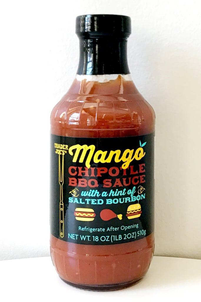 Pick Up: Mango Chipotle BBQ Sauce With a Hint of Salted Bourbon ($3)