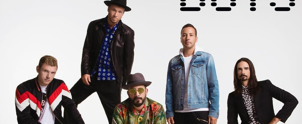 "Backstreet Boys New Song ""Don't Go Breaking My Heart"""