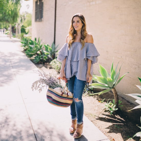 Gal Meets Glam | Spring Outfit Inspiration